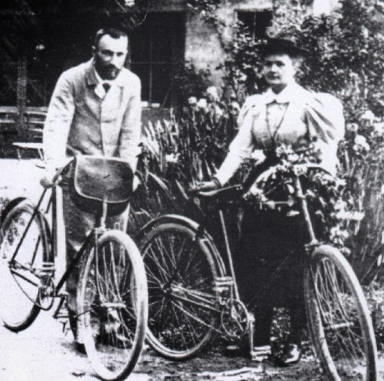 MarieCurie_bicicleta